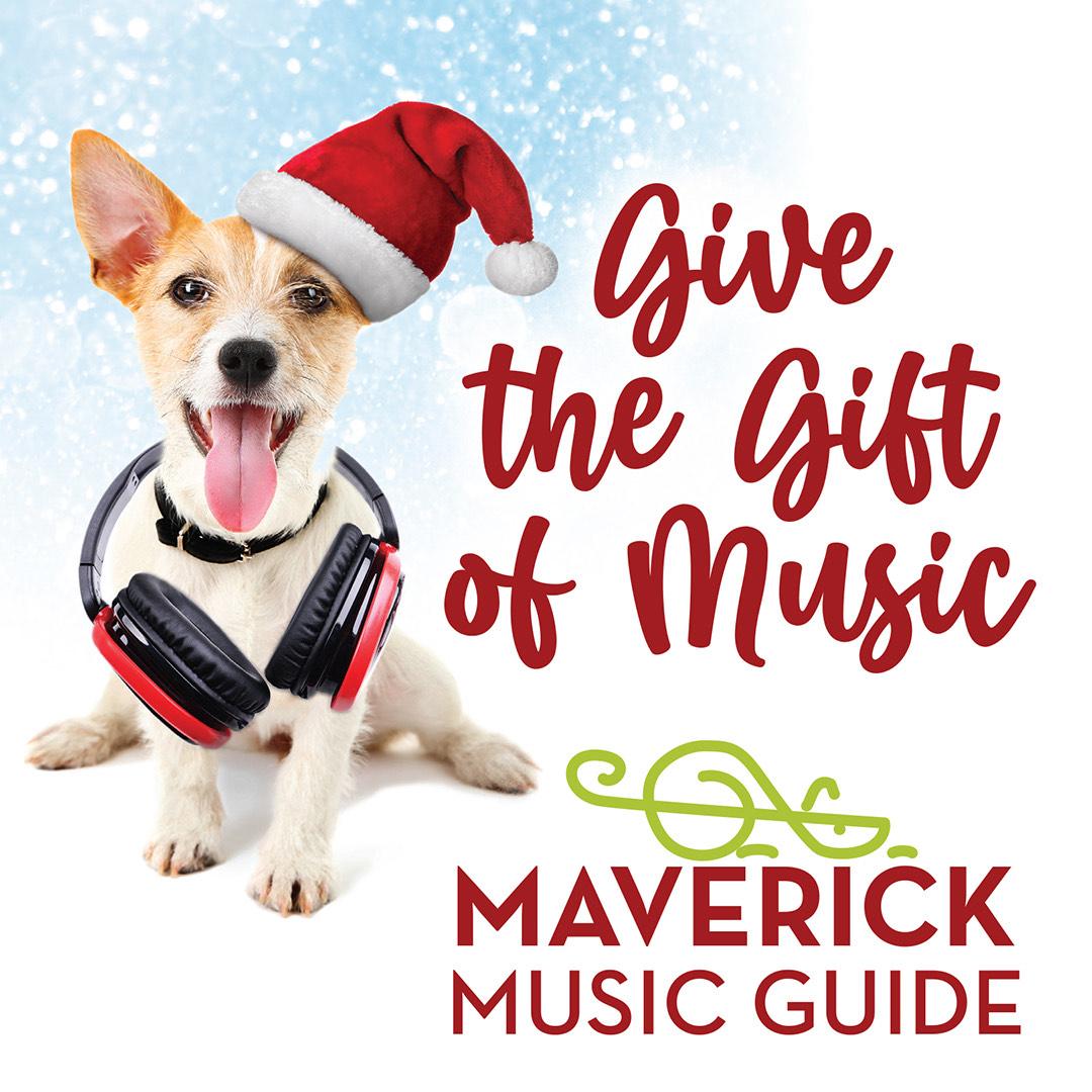 Maverick Music Gift Guide image